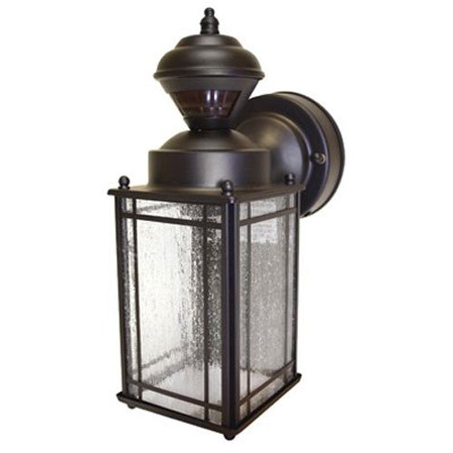Heath:Zenith Shaker Cove Mission-Style 150-Degree Motion-Sensing Decorative Security Light
