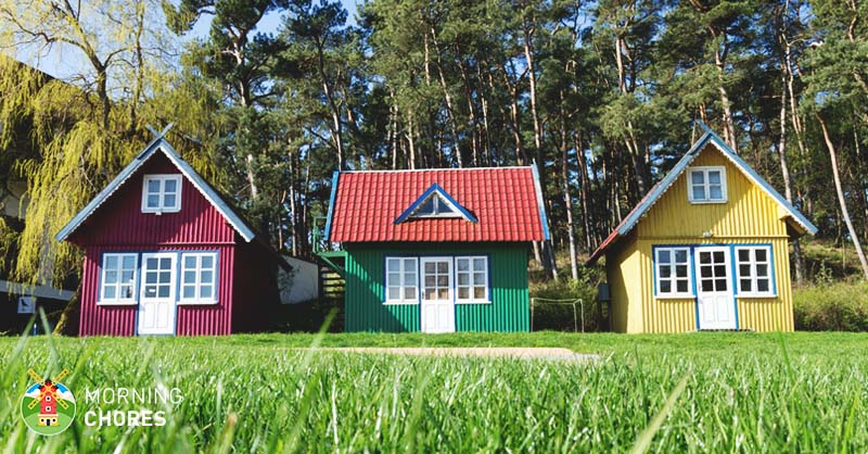 How much does it cost to build a tiny house for A frame house cost