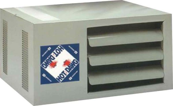 Modine BTU Hot Dawg Natural Gas Garage Heater