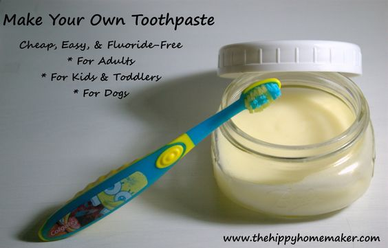 This recipe for toothpaste has the coconut oil, bentonite clay, and a few other simple ingredients to make this a simple and cost-effective recipe.
