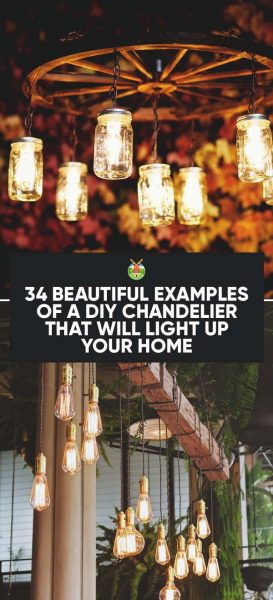 But Iu0027d Love To Know, Have You Ever Made A DIY Chandelier Before? What Kind  Did You Make? Any Pointers You Can Give To Those That Are New At This?