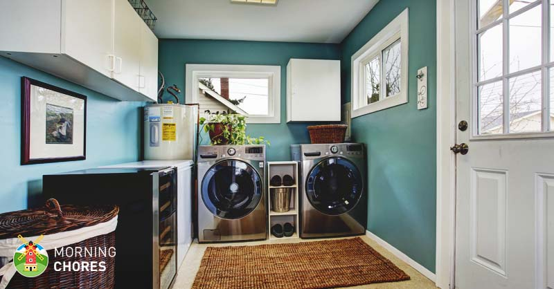 Laundry Room Upper Cabinets