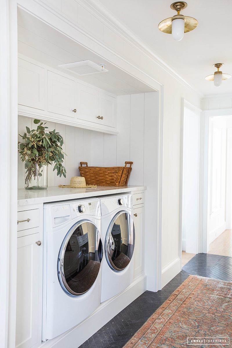 39 clever laundry room ideas that are practical and space - Laundry room design ideas ...