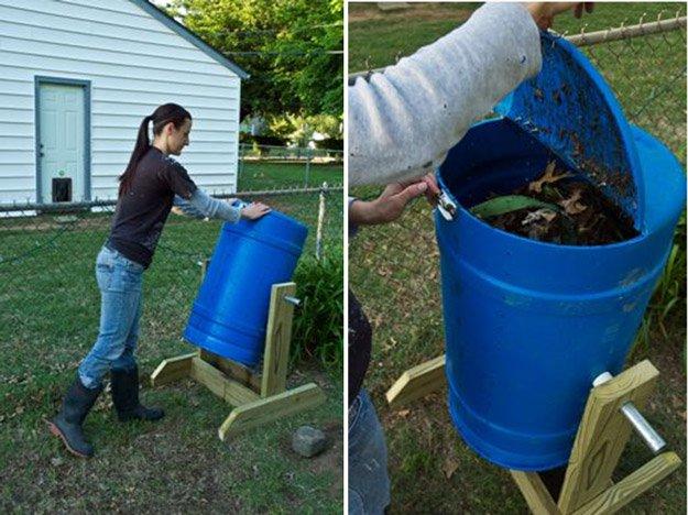 DIY Compost Bin #2