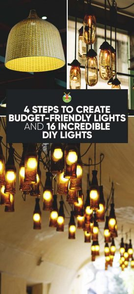 Creating Budget Friendly Lights