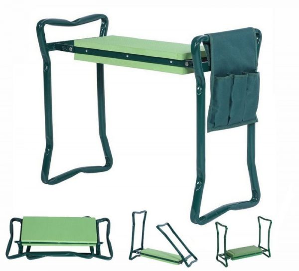 5Star Foldable Garden Kneeler And Seat