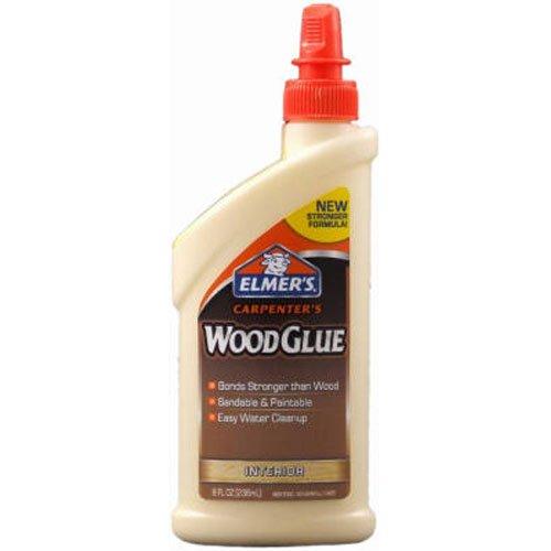 Elmers E7010 Carpenter Interior 8 Ounce Wood Glue