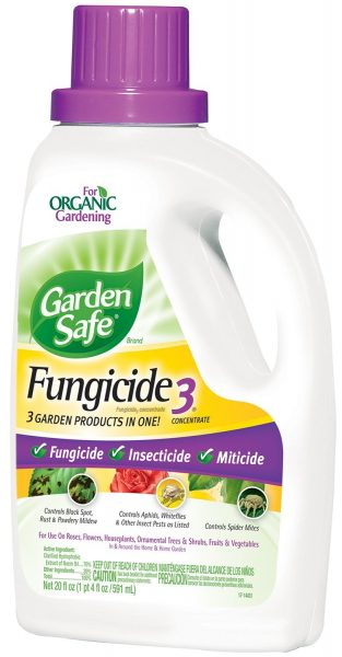 Garden Safe Fungicide3 Concentrate