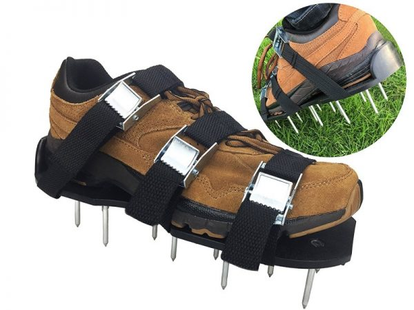 Gonicc Professional Heavy Duty Lawn Aerator Shoes