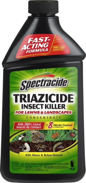 Spectracide 95829 Triazicide Insect Killer
