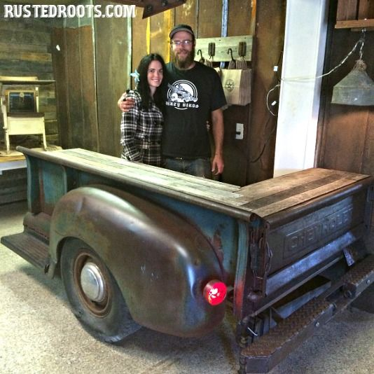 Whether You Would Use This As A Bar Or Just Place To Hang Around In Your Man Cave Have Admit Be Awesome