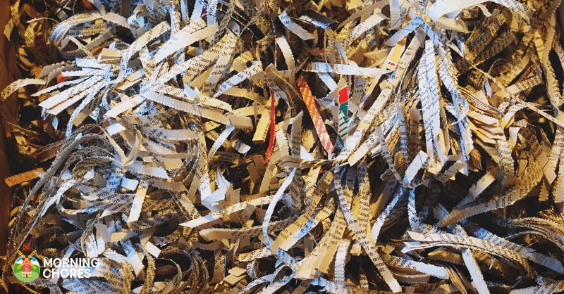 24 Creative Uses for Shredded Paper that You May Never Have Thought of