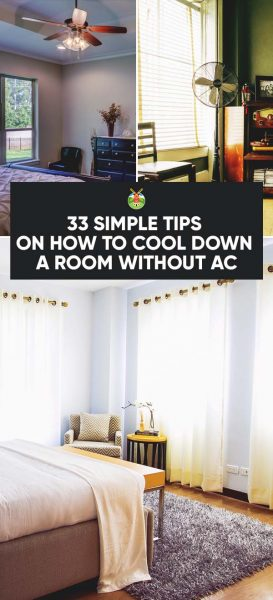 33 simple tips on how to cool down a room without ac. Black Bedroom Furniture Sets. Home Design Ideas