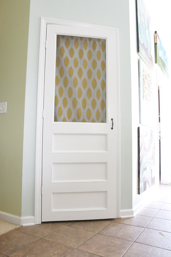 Merveilleux The Pantry Screen Door