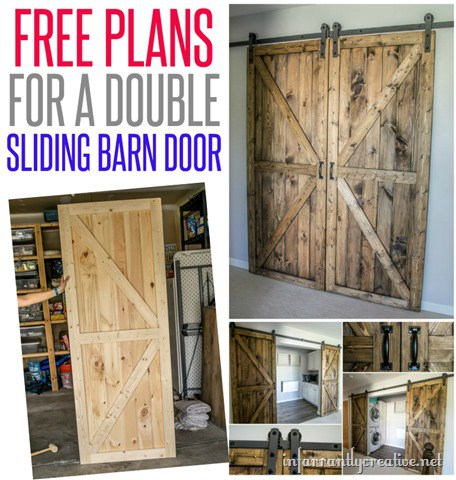 Delicieux The Double Barn Door Plans. Freeplansforadoublebarndoor.  Freeplansforadoublebarndoor