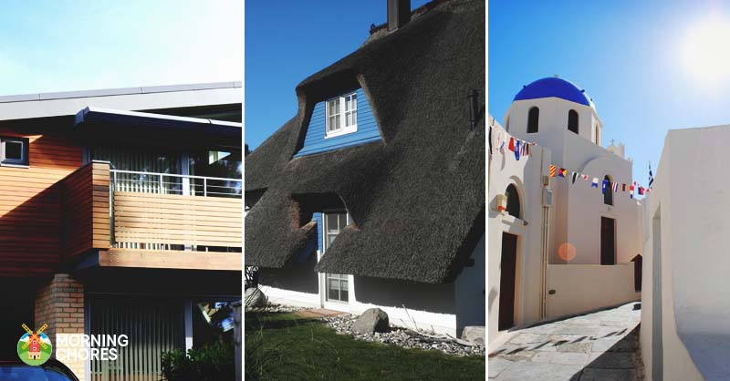 15 beautiful roof types that are sure to fit your dream home for Dream roof