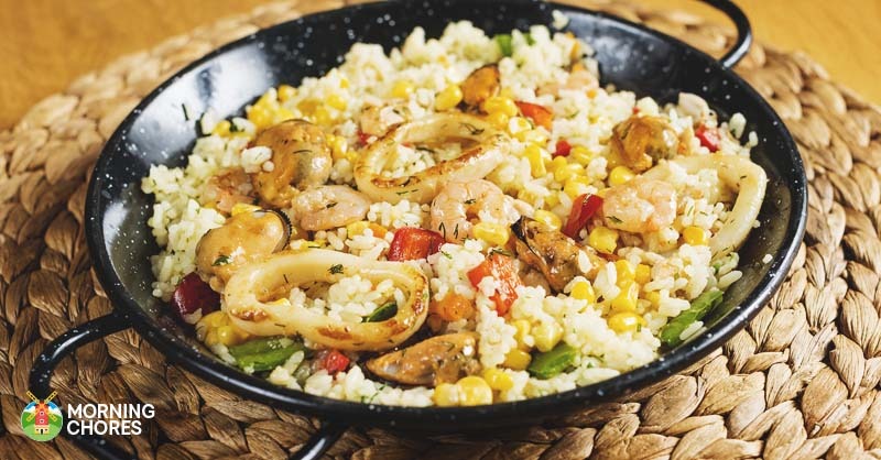 5 best paella pan reviews top quality paella pans for spanish cooking forumfinder Image collections