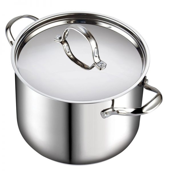 Cooks Standard Classic Stainless Steel Stock Pot