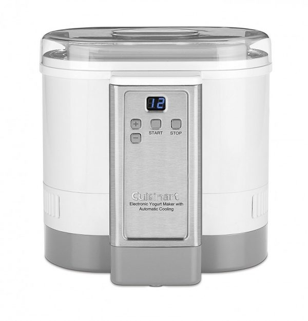 Cuisinart CYM-100 Electronic Automatic Yogurt Maker