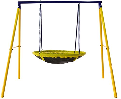 Jump Power UFO Swing Set