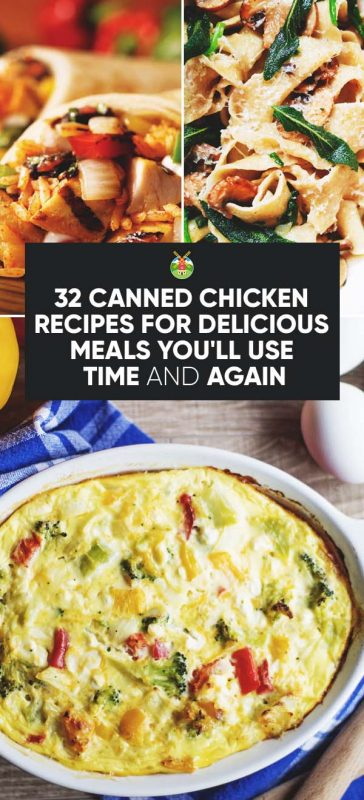 32 canned chicken recipes for delicious meals youll use time and again canned chicken recipes forumfinder Images