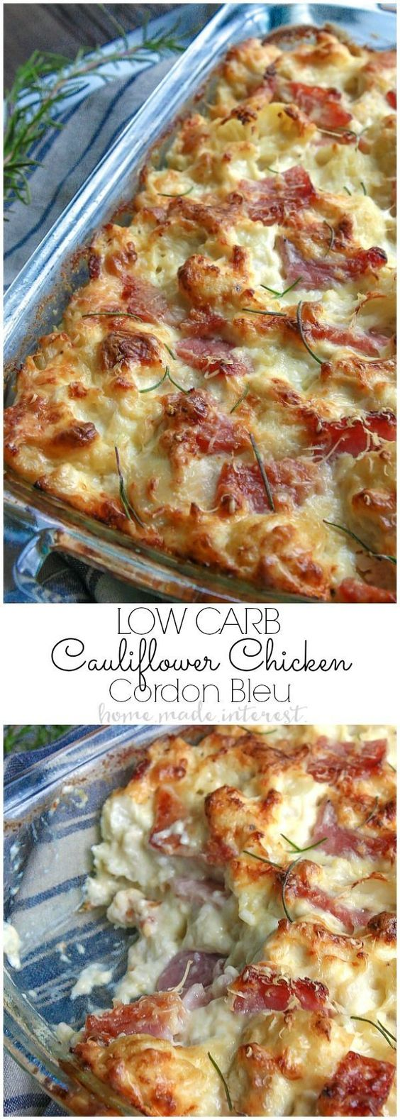 32 canned chicken recipes for delicious meals youll use time and again i love this recipe because it contains no pasta in its place is cauliflower then you make this delicious cream sauce forumfinder Images