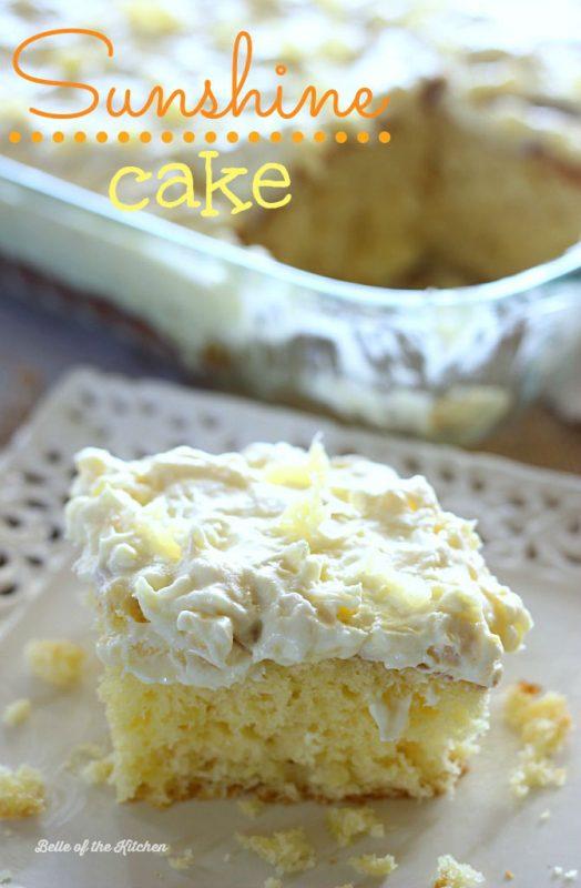 sunshine-cake
