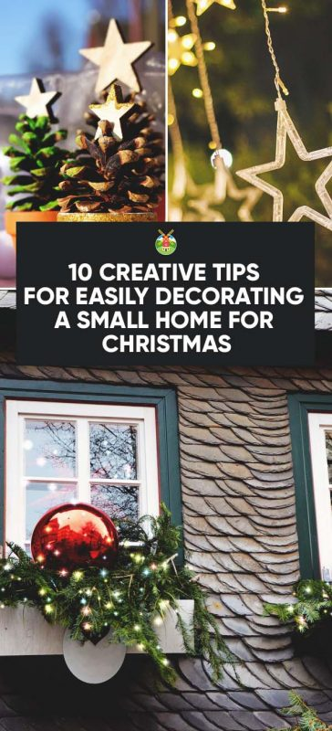 do you live in a small space if so how do you decorate it any tips for me since this will be my first official - Decorating A Small Home For Christmas