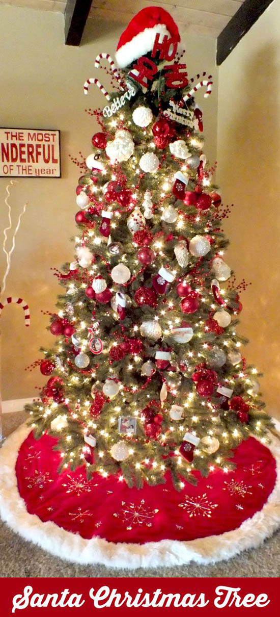 decorate your christmas tree with this idea - Christmas Tree Decorating