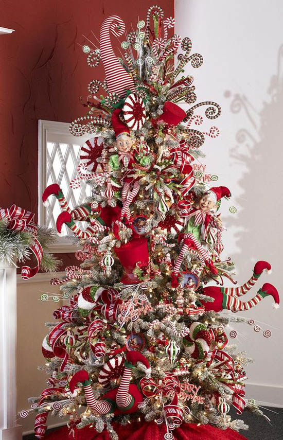 decorate your christmas tree with this idea