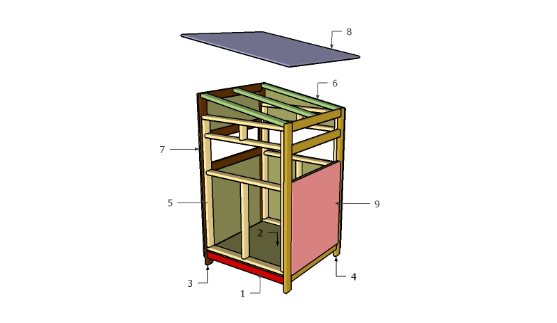 20 free diy deer stand plans and ideas perfect for hunting season you need a detailed set of plans but you dont need a huge deer stand to accompany those plans no worries weve got you covered solutioingenieria Gallery