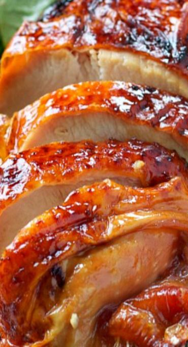 27 delicious thanksgiving turkey recipes perfect for holiday season 15 the maple glazed turkey forumfinder Image collections