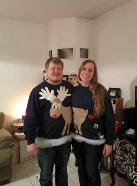 51 Ugly Christmas Sweater Ideas So You Can Be Gaudy And Festive