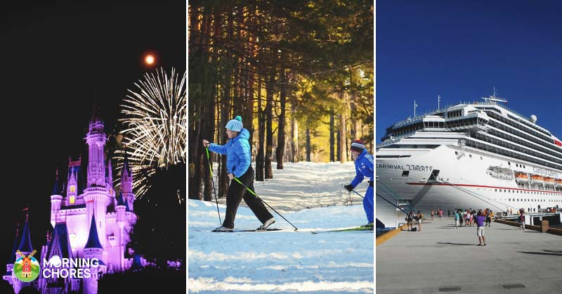 11 perfect winter vacation ideas your family will love for Winter vacations in the us