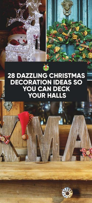 Deck The Halls Christmas Decorations