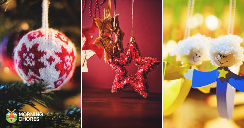 39 diy christmas ornaments to deck your halls with this festive season solutioingenieria Gallery