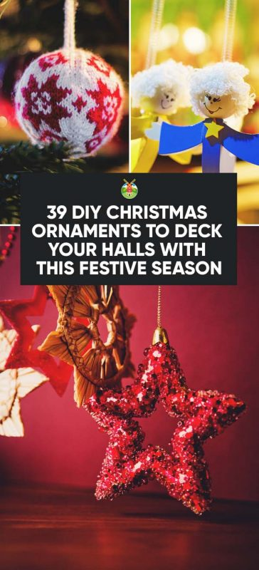 39 diy christmas ornaments to deck your halls with this festive diy christmas ornaments to build christmas cheer solutioingenieria Image collections