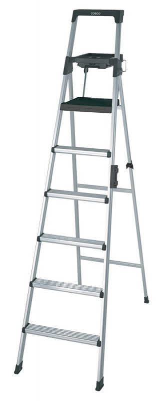 Cosco 8-Foot Signature Series Type 1A Stepladder