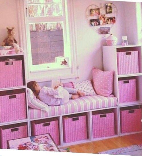 Childrens Kids 3 Tier Toy Bedroom Storage Shelf Unit 8: 58 Genius Toy Storage Ideas & Organization Hacks For Your