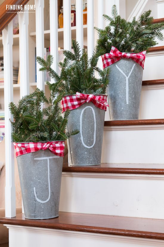 joy on your steps - Joy Christmas Decoration