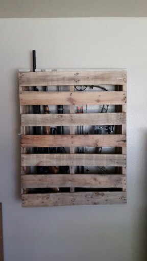 Pallet Gun Rack & 21 Interesting Gun Cabinet and Rack Plans to Securely Store Your Guns