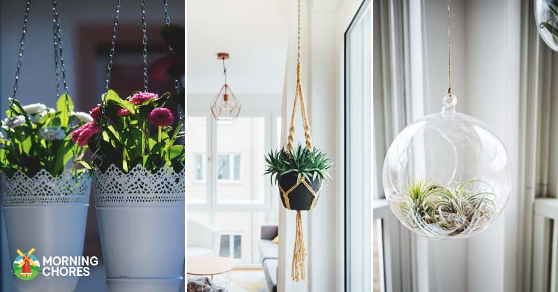 20 Charming Diy Indoor Hanging Planters To Display Your