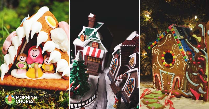 24 easy gingerbread house ideas that are totally worth it solutioingenieria Images