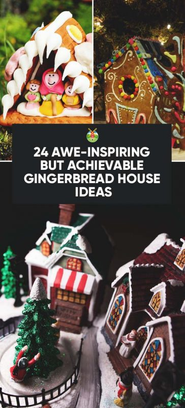 Snow Globe Gingerbread Houses & 24 Easy Gingerbread House Ideas That Are Totally Worth It