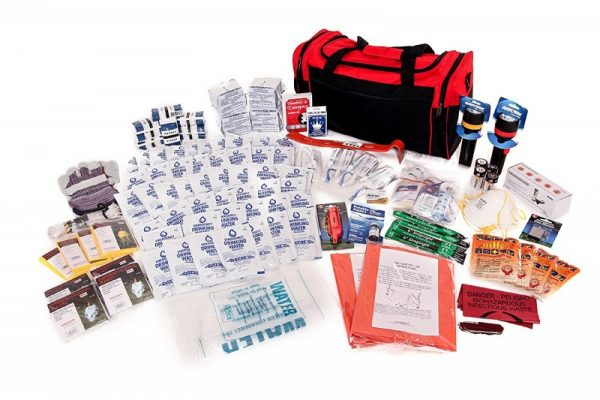 4person Survival Kit Deluxe