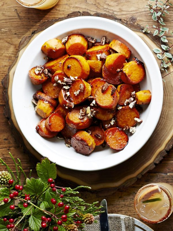 Sweet Potatoes Are A Clic Accompaniment To Christmas Dinner And Their Flavor Provides Way Balance Out The More Savory Salty Flavors