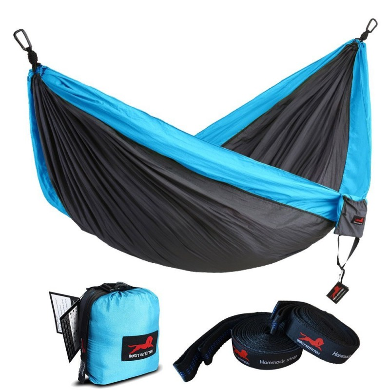 Honest Outfitters Single and Double Camping Hammocks