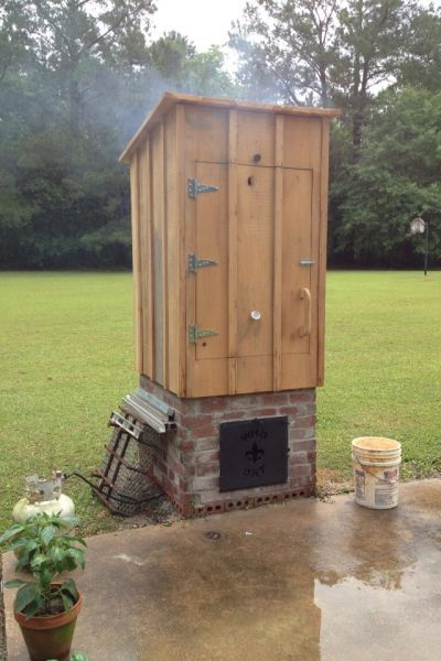 Do It Yourself Cabin Plans Free Small Cabin Plans Small: 23 Awesome DIY Smokehouse Plans You Can Build In The Backyard