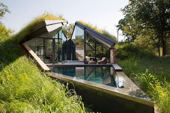 There Is A Style Of Home Known As The American Pit House For An Underground Housing Structure It Looks Relatively Simple And Kind On Plain Side