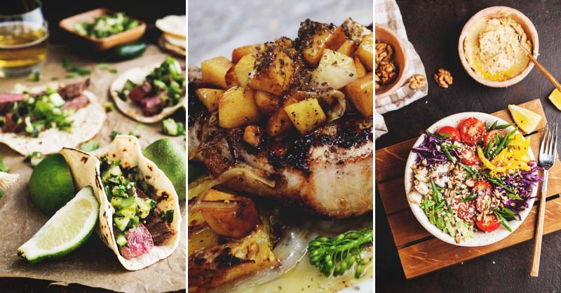 27 quick dinner recipes to get you smoothly through the busy nights forumfinder Choice Image